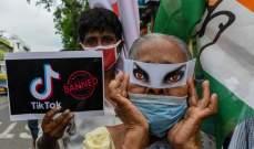 """تطبيق """"تيك توك"""" يبحث عن منقذ في الهند"""