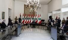 الرئيس عون: التجاوب مع قرار الاغلاق التام إيجابي