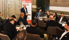 """جمعية """"الفرانشايز"""" تنظّم جلسة نقاش برئاسة القصعة لتبديد الوهن وتحريك الإقتصاد"""