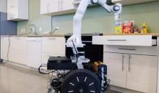 """""""Nvidia"""" تكشف عن روبوت جديد يعمل فيالمطبخ ويساعد فيالطهي"""