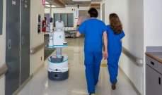 هل يمكن للروبوتات المساعدة في إنقاذ العاملين في الخطوط الأمامية أثناء الأوبئة؟