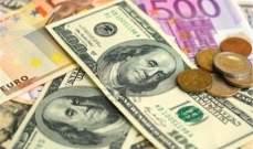 الدولار يتصدر قائمة عملات القروض بالبنوك الإماراتية بنسبة 83.2%