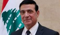 """وزير الأشغال من """"مطار بيروت"""": موجودون للمراقبة ولإقفال أي ثغرة أمنية أو لوجستية وهدفنا التحسين"""