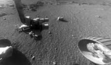 """""""ناسا"""" تلتقط صورة للروبوت """"أوبورتونتي"""" المعطل على المريخ"""