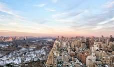 بالصور.. أغلى شقة للإيجار في نيويورك مقابل 500 ألف دولار شهرياً
