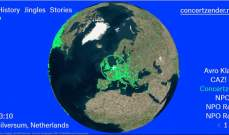 """Radio Garden"" تطبيق يتيح لك الاستماع الى الراديو في أي مكان في العالم"