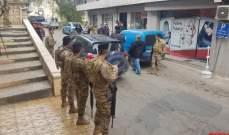 """المحتجون في حاصبيا يعتصمون أمام مبنى قائمقامية المنطقة و""""أوجيرو"""""""