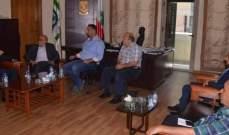 أفيوني يعد بدعم الطرابلسيين عبر إطلاق مشروع البلدية الإلكترونية