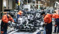 أرباح الشركات الصناعية في الصين تنخفض 5.3 % في أيلول