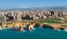 14.1% نمو السياحة في لبنان خلال الـ 11 شهرا الأُولى من 2015