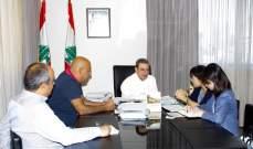 أبو فاعور:نعمل على تشجيع الصينيين على فتح مصانع في لبنانوهناك فرص استثمارية هائلة مباشرة أو بالشراكة