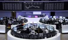 """""""ستوكس يوروب 600"""" يغلق مرتفعاً بنسبة 1.8% عند 441 نقطة"""