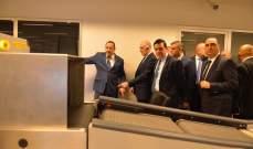 نجّار: سنستكمل العمل على توسعة المطار وزيادة القدرة الإستيعابية