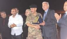 ممثل فنيانوس: مصرون على أن يكون مرفأ طرابلس أحد المرافىء الرئيسية في المتوسط