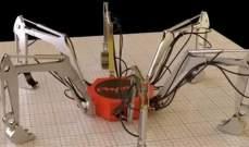 """تطوير روبوت """"أخطبوطي"""" يمكنه السير والتسلق ونقل الأشياء من مكان لآخر"""