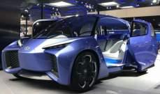 """""""تويوتا"""" تكشف عن سيارة كهربائية جديدة في """"معرض شنغهاي للسيارات"""""""