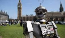 الولايات المتحدة وروسيا ترفضان مبادرة دوليةلحظر الروبوتات القاتلة