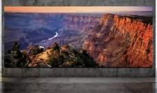 """""""سامسونغ"""" تعلن عن تلفزيون """"The Wall Luxury"""" بقياس يصل 292 بوصة ودقة """"8K"""""""