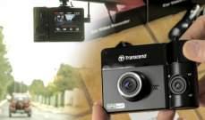 """""""ترانسيند"""" تكشف عن كاميرا السيارات """"DrivePro 550"""""""