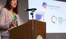 المرشحة لمنصب سفيرة أميركا بلبنان: الحكومة الجديدة تحتاج الى ازالة جذور الفساد حتى تتمكن من استعادة ثقة المواطنين