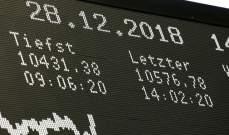 استقرار الأسهم الأوروبية في مستهل التداولات