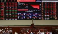 أسهم الفلبين تتراجع خسائر في قطاعاتالشركات القابضة والبنوك والخدمات المالية