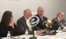 """شهوان من مؤتمر اطلاق """"ملتقى الاعمال القبرصي العربي"""": لدينا دور مهم في جذب الاستثمارات العربية الى قبرص"""