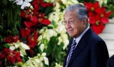 ماليزيا تهدد بوقف شراء الطائرات الأوروبية