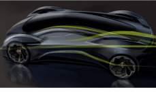 """سيارة """"أستون مارتن"""" فائقة السرعة تستبدل شاشة التحكم بهاتف السائق لخفض الوزن"""