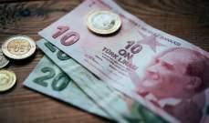 الليرة التركية تهبط لأدنى مستوى على الإطلاق مقابل الدولار