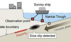 """تطوير نظام جديد لمراقبة """"الزلازل الصامتة"""" تحت قاع المحيط"""