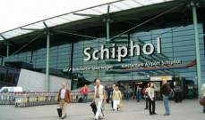 """هولندا: اضطراب حركة الطيران مستمر في مطار """"سخيبول"""" بعد انقطاع الوقود"""