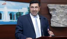وزير الطاقة: ذاهبون إلى العتمة.. لبنان غير قادر على تأمين الكهرباء