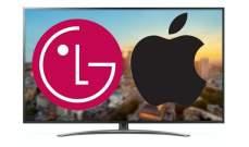 """LG""  تُوفر تطبيق ""Apple TV"" على شاشات تلفاز في 80 دولة"