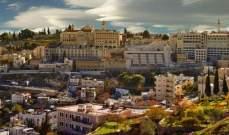 """فلسطين تفقد مليار دولار بسبب تراجع السياحة جراء """"كورونا"""""""