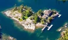 جزيرة على شكل قلب للبيع بـ 1.4 مليون دولار