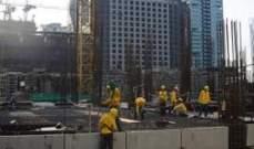 """""""فيتش"""": من المتوقعنمو قطاع المقاولات بنسبة 6.4 % في الإمارات خلال العام الجاري"""