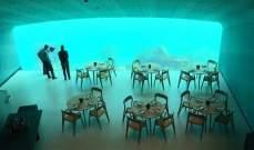 كم يبلغ سعر الوجبة تحت الماء؟