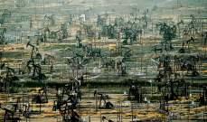 عدد منصات التنقيب عن النفط والغاز حول العالم يتراجع 450 منصة خلال نيسان
