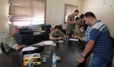 الجيش وزّع مساعدات مالية لذوي الحاجات الخاصة في ببنين