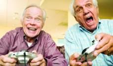 """فيروس """"كورونا"""" يتسبب في زيادة إستخدام كبار السن لألعاب الفيديو"""