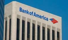"""""""بنك أوف أميركا"""": المستثمرون يضخون المال في صناديق الأسهم والسندات ويتخلون عن النقد"""