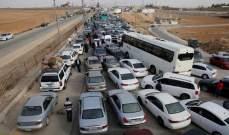 إغلاق منفذ جابر الحدودي بين الأردن وسوريا
