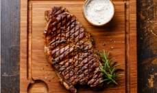في واقعة تحدث للمرة الأولى في العالم:طبع شريحة لحم جاهزة للأكل!