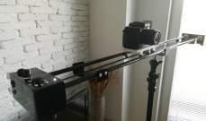 """""""SlideBorg"""" منزلق كاميرا مزود بمحرك"""