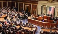 أميركا: مجلس النواب يوافق على استمرار التمويل الحكومي حتى 20 كانون الأول