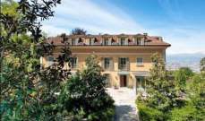 رونالدو يستأجر فيلا في ايطاليا بـ40 ألف يورو باليوم!