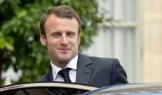 ماكرون يعلن تقديم دعم مالي لتغطية الضرورات الإنسانية في شمال شرق سوريا