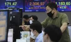 """مؤشر """"نيكي"""" الياباني ينهي التعاملات على ارتفاع عند أعلى مستوى منذ شباط"""