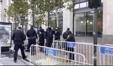 """مناصرو ترامب يتظاهرون أمام مقر """"تويتر"""""""